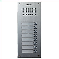 Commax Security Apartment Systems