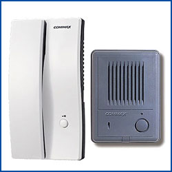 Commax Security Audio Systems
