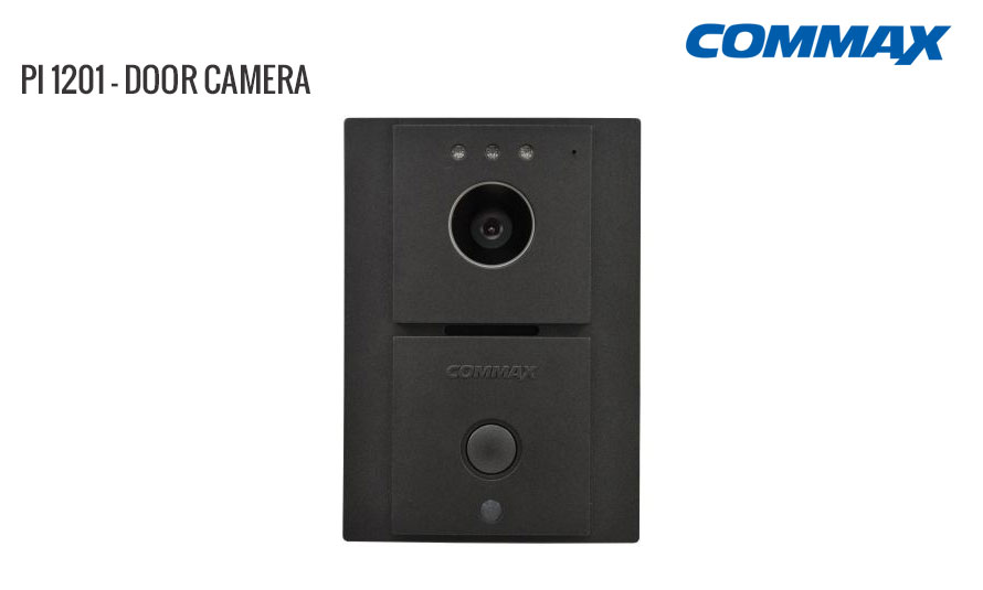 1 Button Door Camera