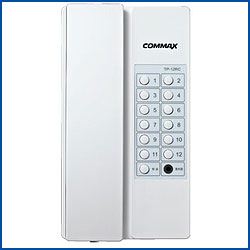 Commax Security Intercom Systems