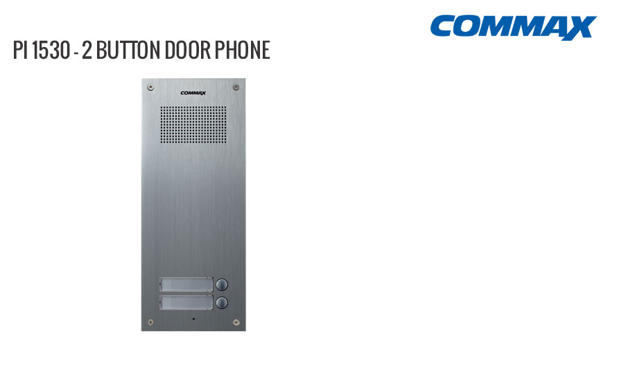 2 Button Door Phone