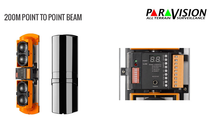 ParaVision 200m Point to Point Beam