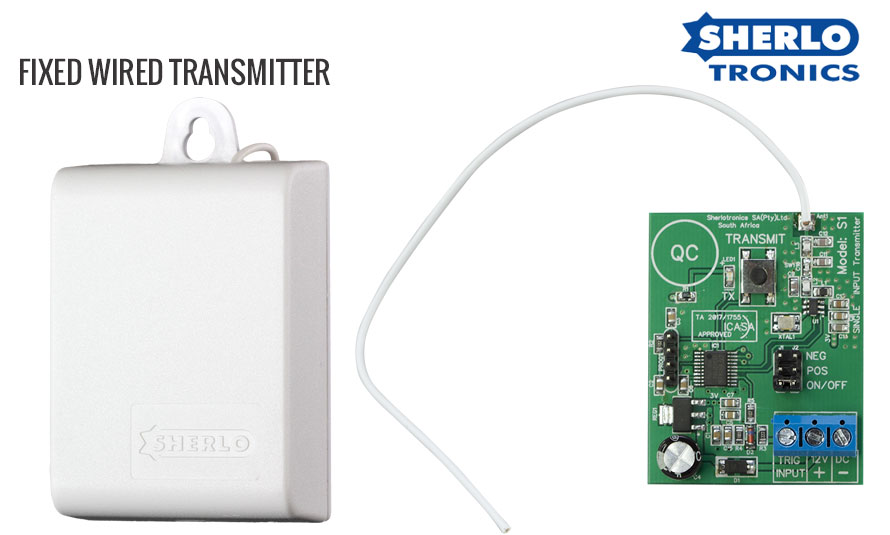 Fixed Wired Transmitter