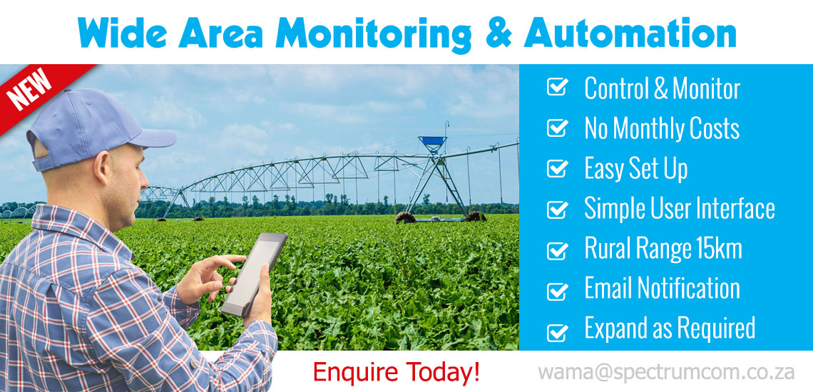 Wide Area Monitoring and Automation